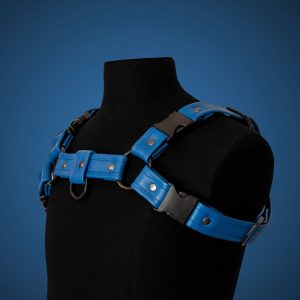 One Size Sport Harness - Blue