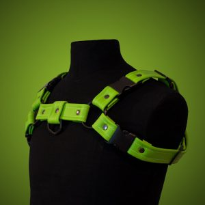 One Size Sport Harness - Green