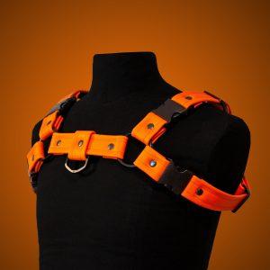 One Size Sport Harness - Orange
