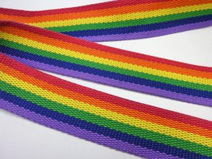 Rainbow Webbing